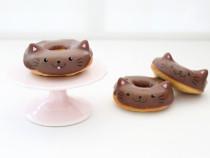 Katzen Donuts