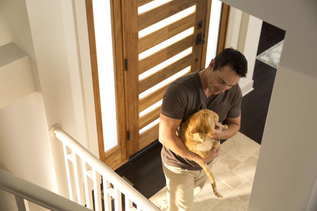 Tierarzt-Zuhause